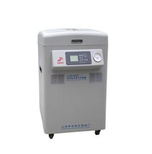 上海申安立式滅菌器LDZM-40KCS-蒸汽內排