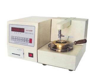 上海昌吉石油產品開口閃點試驗器(數顯)SYD-3536B