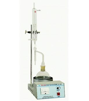 上海昌吉石油產品水分試驗器SYD-260