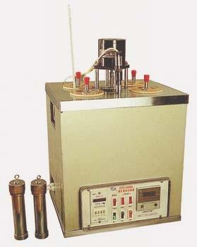 上海昌吉石油產品銅片腐蝕試驗器(帶色板)SYD-5096A
