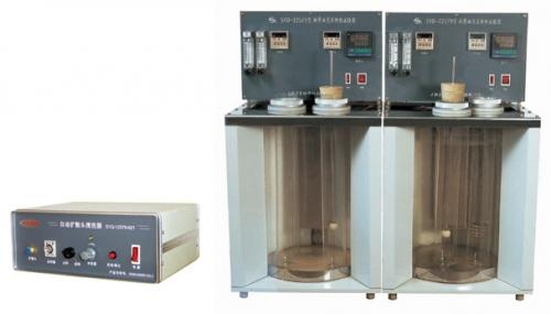 上海昌吉潤滑油抗泡沫特性試驗器SYD-12579