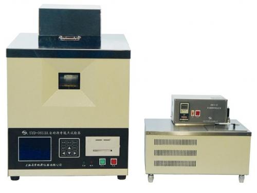 上海昌吉瀝青脆點試驗器-弗拉斯法SYD-0613A