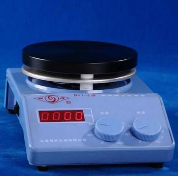 上海司乐恒温磁力搅拌器B11-2