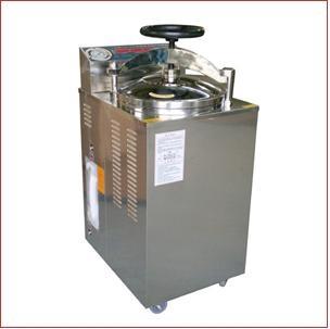 上海博迅立式压力蒸汽**器外循环医用型YXQ-LS-75SII